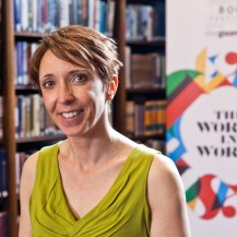 Janet Smyth, Children's Director, Edinburgh Book Fest: Q&A