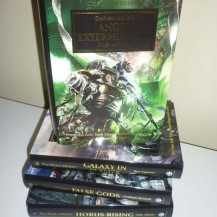 Horus Heresy Collector's Hardbacks