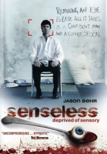 Simon Hynd's feature film, Senseless