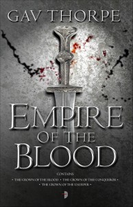 Empire of the Blood omnibus edition, available NOW for £9.99 approx.