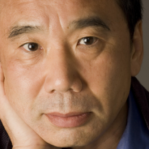 Haruki Murakami at the Edinburgh Book Festival