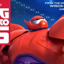 FILM REVIEW: Disney's Big Hero 6 (PG)