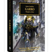 BOOK REVIEW: Garro by James Swallow