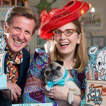 Geekzine Q&A: Philip Reeve & Sarah McIntyre
