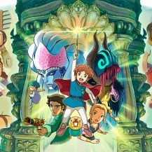 PREVIEW: Ni No Kuni: Wrath of the White Witch (Switch, PS4)