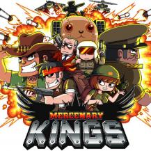 GAME REVIEW:  'Mercenary Kings'
