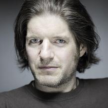 """I drew my first issue of 'The Walking Dead' in two weeks!"" - Charlie Adlard at the Edinburgh International Book Festival"