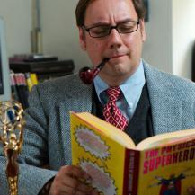 "James Kakalios: ""Quite often, comic books get the science right!"" (EIBF 2013)"