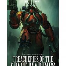 BOOK REVIEW:  'Treacheries of the Space Marines' by Christian Dunn, et al