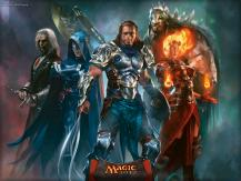 Duels of the Planeswalkers 2012: review