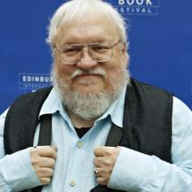 """All history is bloody"" - George R R Martin at the Edinburgh International Book Festival"